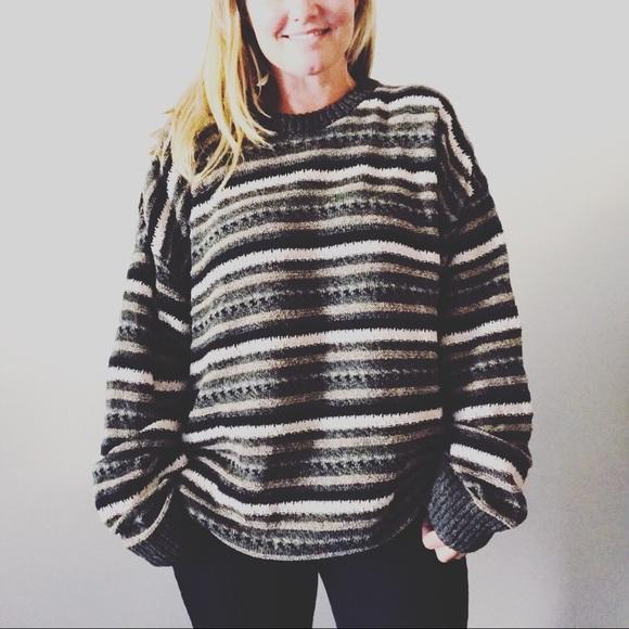 90\u2019s Oversized Vintage Sweater